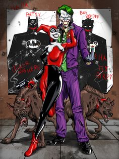 Our little Family - Joker by ~CC-5052 on deviantART