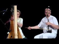 Mandu & Visuddhi on Harp and Erhu HD - YouTube