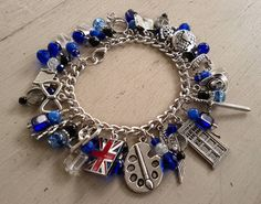 Doctor Who Companion Bracelets ~ 9th, 10th, 11th & Ultimate Companion Versions! - JEWELRY AND TRINKETS