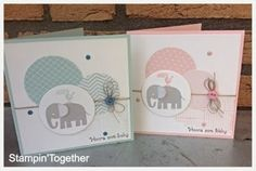 Stampin' Together!: Zoo Babies 2