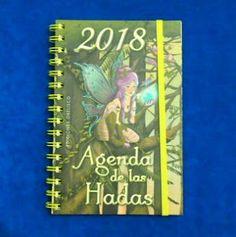 sibila esotérica: AGENDA de LAS HADAS 2018