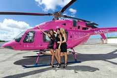Life of a model <3pink helicopter - Pink and Girly* By: Van xo