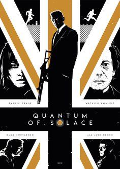 """New private commission for Daniel Craig """"James Bond"""" series! Thème James Bond, James Bond Style, James Bond Theme, Daniel Craig James Bond, James Bond Movie Posters, James Bond Movies, Movie Poster Art, Film Posters, Gentlemans Club"""