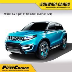 Maruti XA Alpha to hit Indian roads in 2015  Maruti Suzuki India is poised to launch its much awaited compact SUV- XA Alpha in India by the fall of 2015.As per latest reports the company is also planning to launch 6 more models in the next 2 years.   http://zeenews.india.com/business/automobiles/auto-news/maruti-xa-alpha-to-hit-indian-roads-in-2015_107636.html