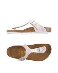 BIRKENSTOCK Flip Flops. #birkenstock #shoes #flip flops