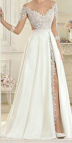 Stunning Wedding Dresses, Fall Wedding Dresses, Bridal Dresses, Wedding Dress Styles, Beautiful Dresses, Wedding Gowns, Prom Dresses, Tulle Wedding, Luulla Dresses