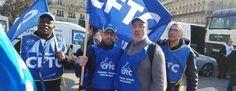 """Résultat de recherche d'images pour """"photos de Manifestation CFTC"""""""