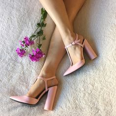 {zara} Barbie pink t strap heels Blogger favorite. Never worn outside house - spotless soles. However there are two small marks on shows as demonstrated. • no offsite transactions • negotiations only through offer tool • new? sign up with code BJHWY for $10 off! Zara Shoes