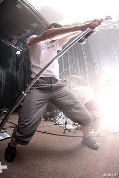 Psykup, 2008-04-12 (Salamandre, Chaville, France).  #concert #live #fisheye http://www.morka.fr