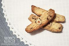 Biscotti (cantuccini).