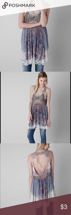ISO Gimmicks by Buckle Trapeze Tunic Im looking to buy this any size xs to medium. Buckle Tops Tunics