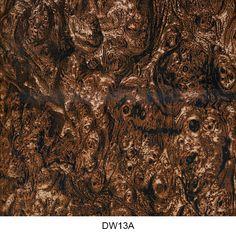 Water printing film wood pattern DW13A