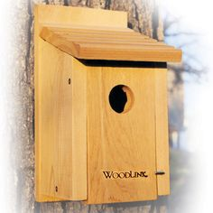 Bluebird House Plans Build a Bluebird House Bluebird House