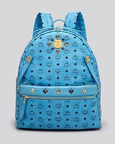 MCM Backpack - Dual Stark Large | Bloomingdale's