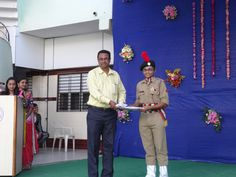 INNOVISION'16 Prize Distribution At Amroli College 23-02-2016