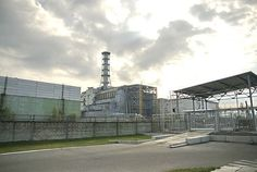 Chernobyl Nuclear Power Plant.