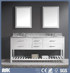 Contemporary Bath Basin Wall Mounted Bathroom Cabinets Artificial - Contemporary bathroom furniture cabinets