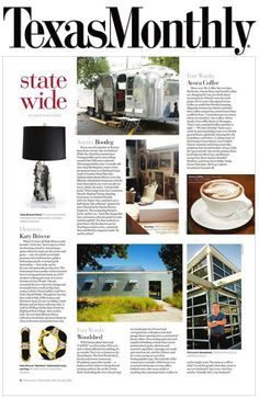 Congrats to Bootleg, featured in Texas Monthly!