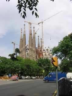 Barcelona - so clean and interesting!  I could spend a long time in this city.