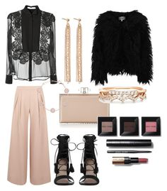 """""""Sin título #32"""" by esther-avayou on Polyvore featuring moda, Givenchy, Antipodium, Zimmermann, Judith Leiber, Charlotte Chesnais, Thomas Sabo, Dry Lake y Bobbi Brown Cosmetics"""