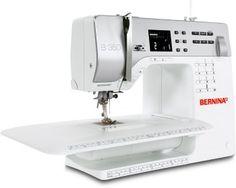 Macchina per cucire Bernina 380 - Libertà di realizzare moltissime tecniche creative.