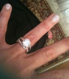 """3 crossing wedding bands. Ecc. 4:12 states """"a cord of 3 strands is not quickly broken"""" God, Husband and wife"""