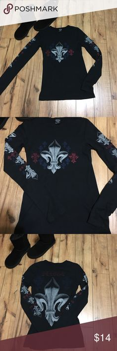 🎀🎀🎀sledge long sleeve 🎈Sledge long sleeve ( boots not for sale) shirt in great shape 🎈 sledge Sweaters