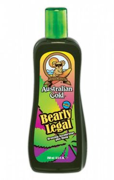 Australian Gold Bearly Legal