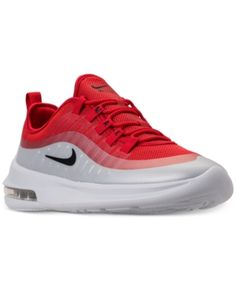 the latest c1d50 0ef3e Nike Men s Air Max Axis Casual Sneakers from Finish Line - Red 11.5 Tenis,  Sneakers