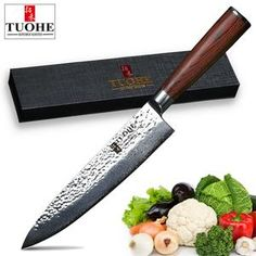 17 best ideas for damascus steel chef s knives and kitchen knives rh pinterest com