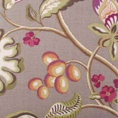 Duralee 42196 - 712 Purple Fabric.  30% Off - everyday low price!