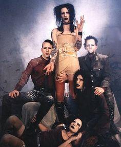 AntiChrist Superstar era 1996-97
