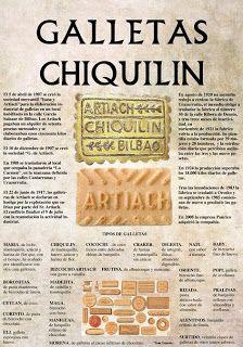 Galletas Chiquilín.