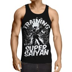 Dragon Ball Z Trunks Tank Top