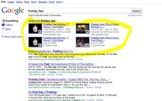 Google incorporaría los anuncios de vídeo sus los resultados de busqueda