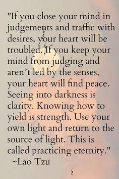 Practicing eternity..