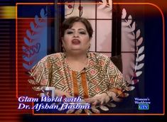 Dr. Afshan Hashmi in Jan 18 talking about on her TV show Glam world with DrAfshan Hashmi about Zarine Khan  Enjoy and Cheers!   Dr.Afshan Hashmi   Best-selling Author,Radio and Tv Personality   afshanhashmi.com  drafshanhashmi.com