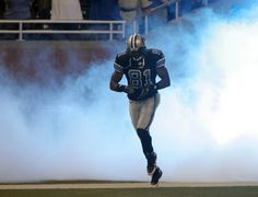 The Best receiver in the NFL. Calvin Johnson.