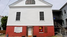 #11Most: Built in 1828, the Abyssinian Meeting House is a modest house of worship with great historic significance to the people in Maine. (Photo: Greater Portland Landmarks)