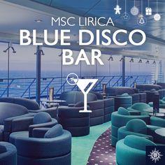 Start your celebrations early by testing your dance moves at the Blue Club Disco. #MSCLirica Započnite proslavu ranije isprobavajući plesne pokrete u Blue Club diskoteci.