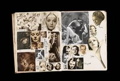 A glimpse into the mind of the self-taught British photographer Nigel Shafran Scrapbook Images, Cecil Beaton, Visual Diary, Art Journal Pages, Moleskine, Recherche Google, Scrapbooks, Image Search, My Books
