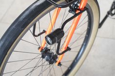 CHUCK |  Remote bicycles