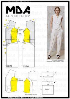 ModelistA: A4 NUM 0091 TOP