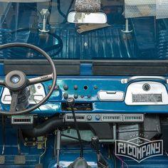 Restoration Update 1982 Toyota LandCruiser FJ40 #fj40 #fjco1982mediumblue…