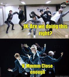 BTS X EXO VKook Feels <3 | allkpop Meme Center