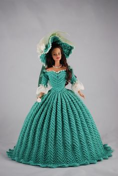 1790 English Country Barbie