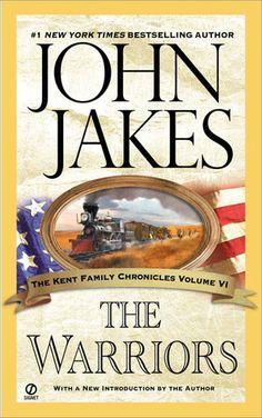 The Warriors by John Jakes