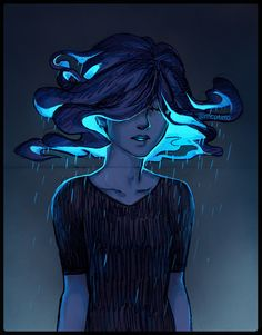 Find images and videos about art and drawing on We Heart It - the app to get lost in what you love. Pretty Art, Cute Art, Yuumei Art, Character Inspiration, Character Art, Arte Obscura, Sad Art, Anime Sketch, Cool Drawings