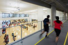 10 | A Look Inside The Most Insane College Gyms | Fast Company | business + innovation