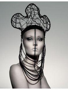 Crown by Kasia Biskup #crown #fashion